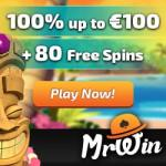 Mr Win Casino Bonus And  Review news