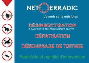 entreprise dératisation désinsectisation Blois