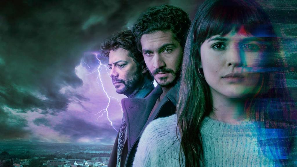 Adriana Ugarte de Durante la Tormenta, Películas en Netflix de Suspenso Recomendadas.