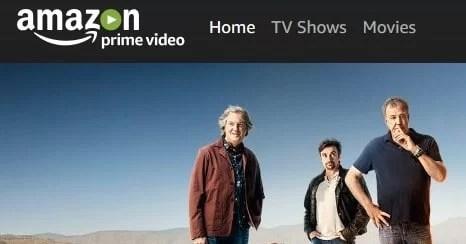 Amazon Prime Video worldwide