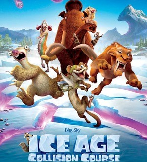 Ice Age Collision Course on NEtflix