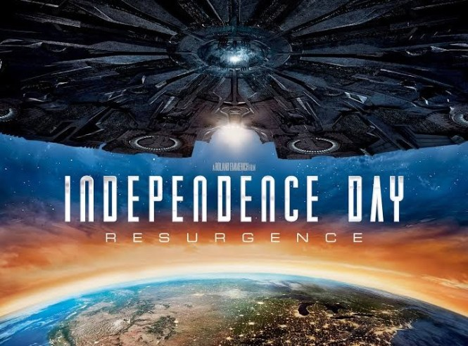 Independence Day Resurgence on Netflix