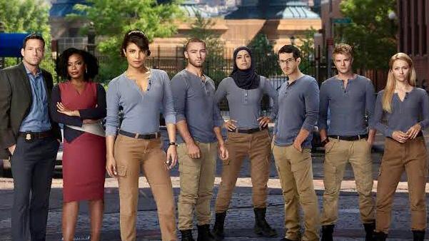 Best drama series on netflix quantico
