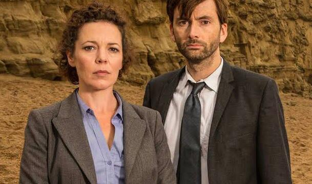 Netflix's Detective series Broadchurch