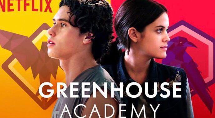 Teen Drama series on netflix Greenhouse Academy
