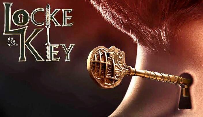 Locke and Key family Netflix series