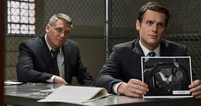 Detective show Mindhunter