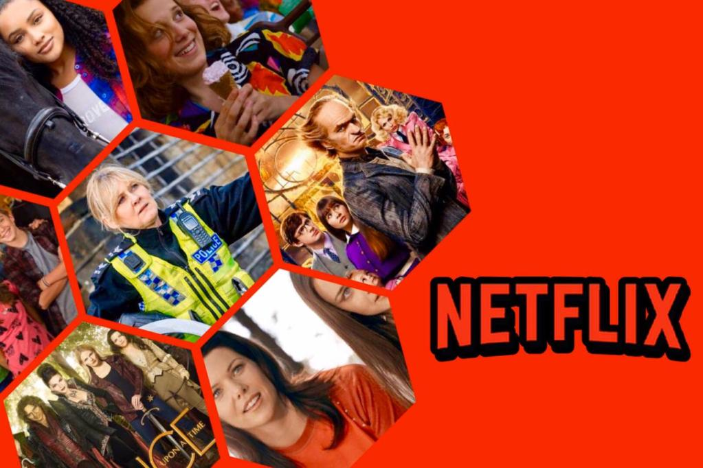 Best Netflix Series to watch with your Daughter