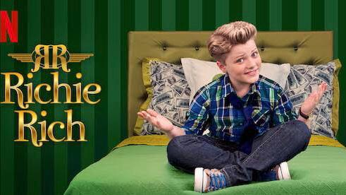 Richie Rich Netflix show for 11-12 year olds