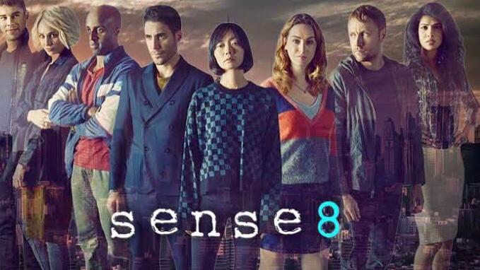 Sense8 series