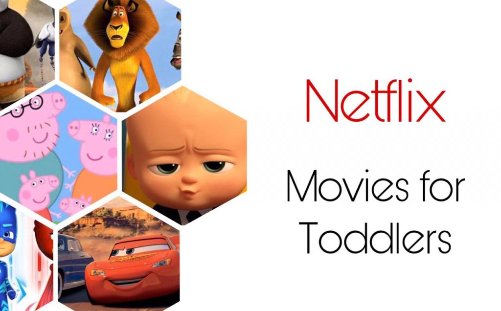 Best Netflix Animated movies for toddlers