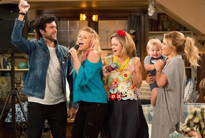 Fuller House Family series