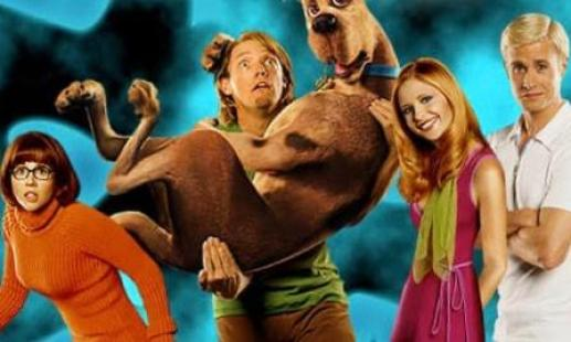 Scooby-doo movie on Amazon Prime