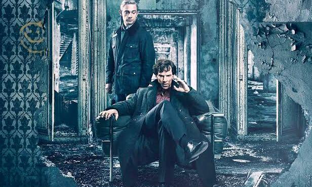 Best mystery series on Netflix Sherlock