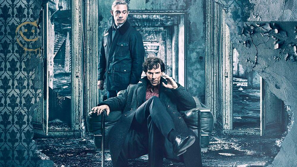Sherlock series watch with parents