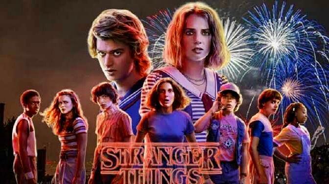 Stranger Things netflix series