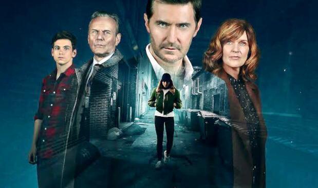 The Stranger mystery netflix series