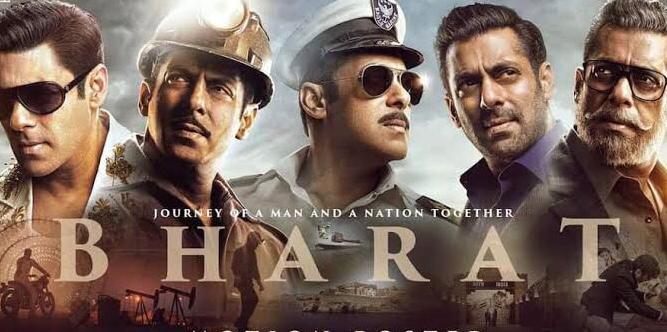 Bharat Bollywood Movie on amazon prime