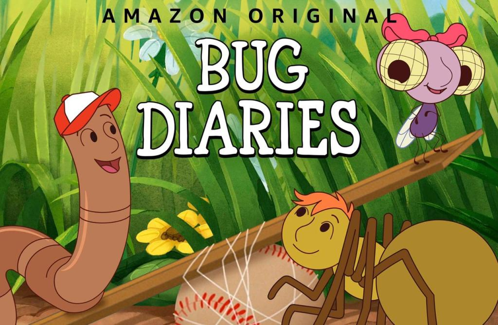 Best show on Amazon Prime for toddlers Bug Diaries