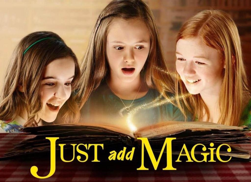 Amazon Prime Show for Tweens Just Add Magic