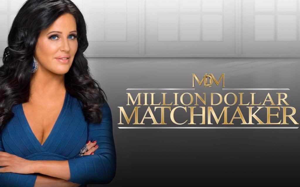Million Dollar Matchmaker show on amazon prime video