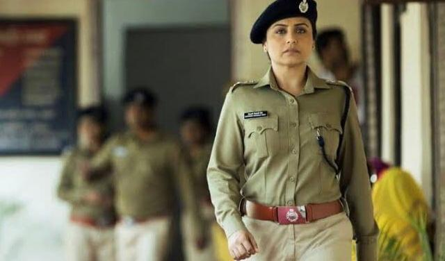 New bollywood movie on amazon prime is Mardaani 2