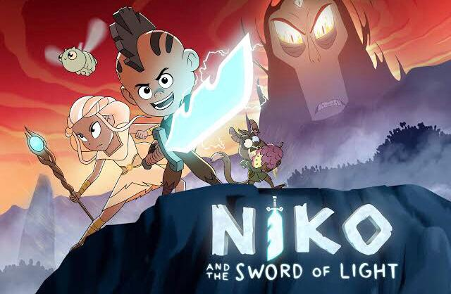 Niko and the Sword Of Light Amazon Prime