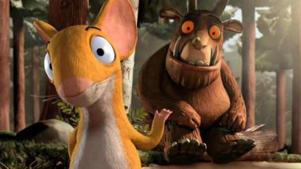 The Gruffalo movie for toddlers on Amazon Prime