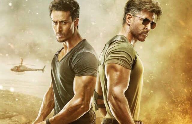 War Bollywood movie on amazon prime video