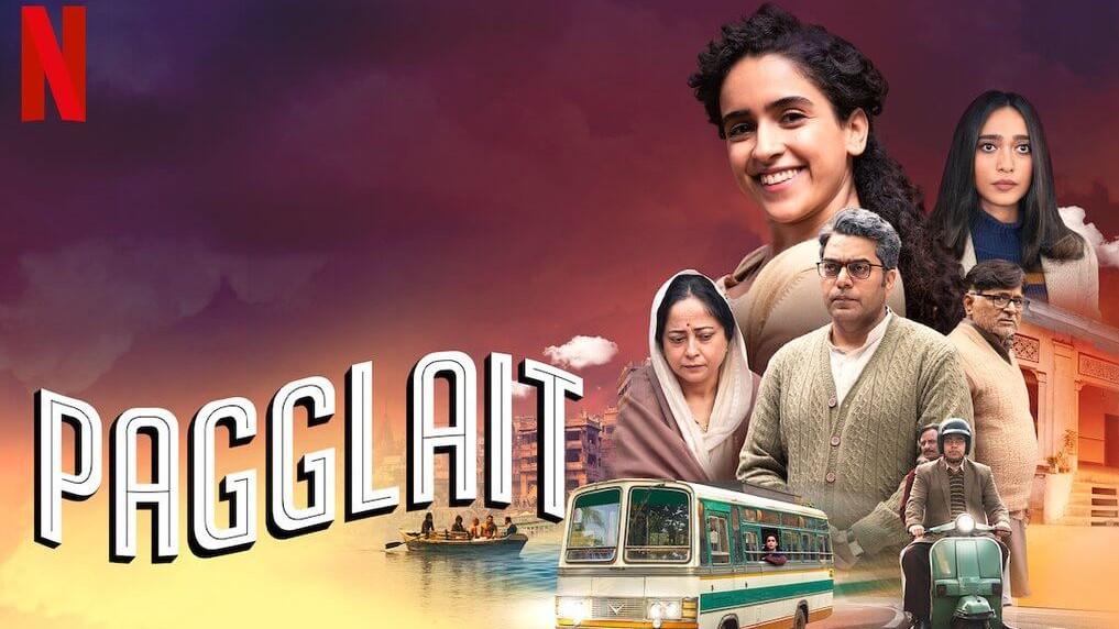 Netflix Original Hindi Movie Pagglait
