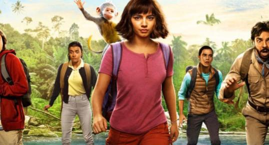Dora and the lost city of gold on amazon prime