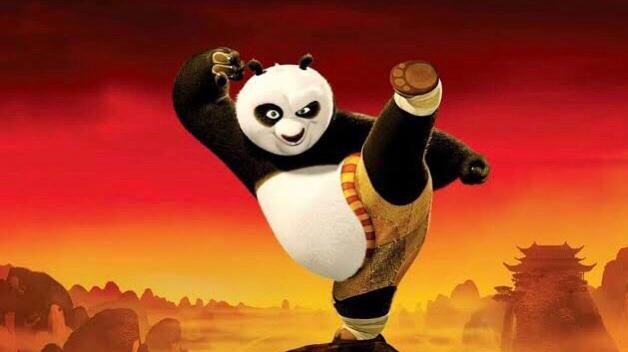 Kung Fu Panda Cartoon Movie on Netflix