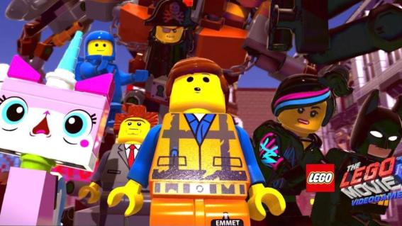 The Lego movie for 5 year olds on amazon prime