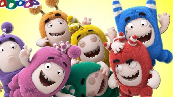 Oddbods movie for 5 year olds on amazon prime