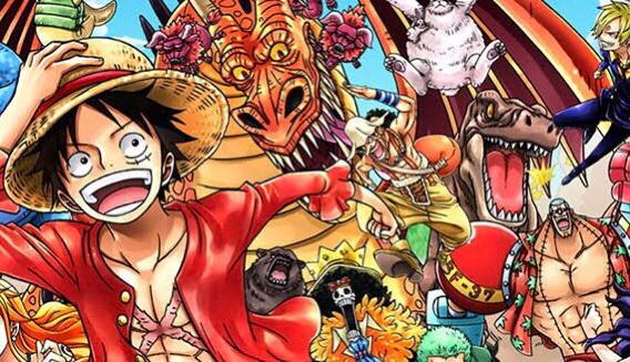 Best anime on Netflix is One Piece