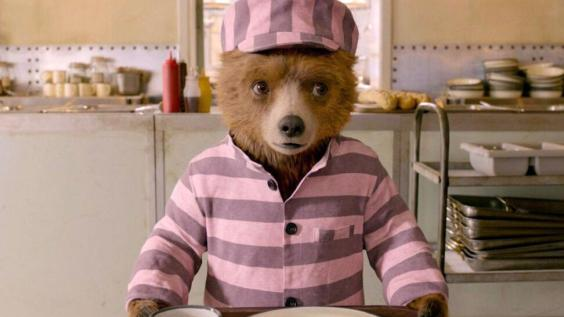 Paddington movie on amazon prime for 5 year olds