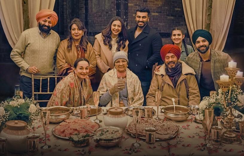 Sardar Ka Grandson Netflix Original Movie Hindi