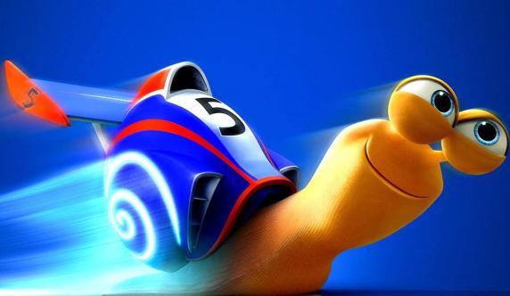 Turbo cartoon movie on Netflix