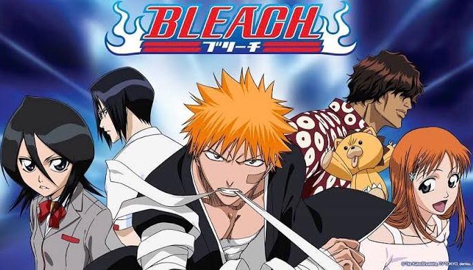 Bleach English Dubbed  anime on Netflix