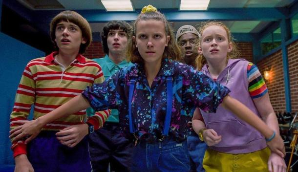 Stranger Things Best Netflix Original Sci-fi series