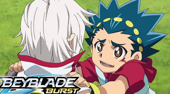 Beyblade Burst best anime on netflix english dubbed