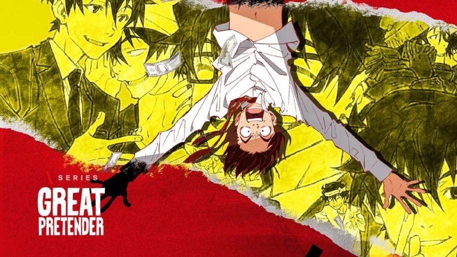 Best Netflix Original Anime Great Pretender