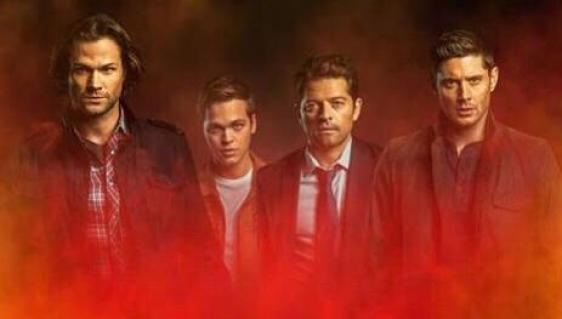 Supernatural Fantasy show on Amazon Prime Video