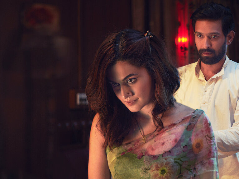 Netflix Original Hindi Movie Haseen Dillruba