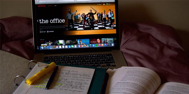 Netflix: un éxito entre los estudiantes pero solo paga el 30%