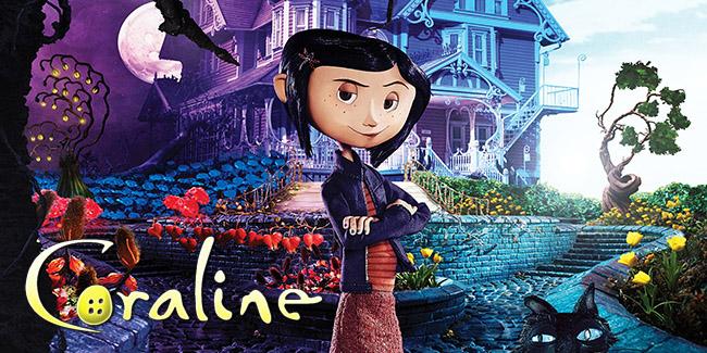 Coraline y la puerta secreta, del libro al film