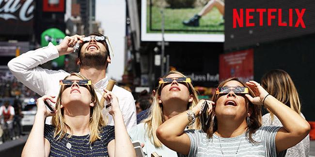 Netflix y el problema del eclipse solar