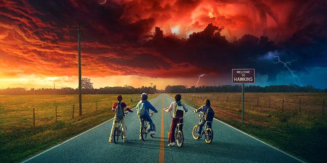 Stranger Things y su póster-homenaje a Pesadilla en Elm Street