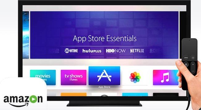 Amazon Prime Video llegará en pocos días al Apple TV