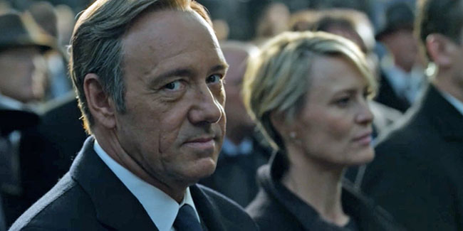 Netflix le pone punto final a House of Cards